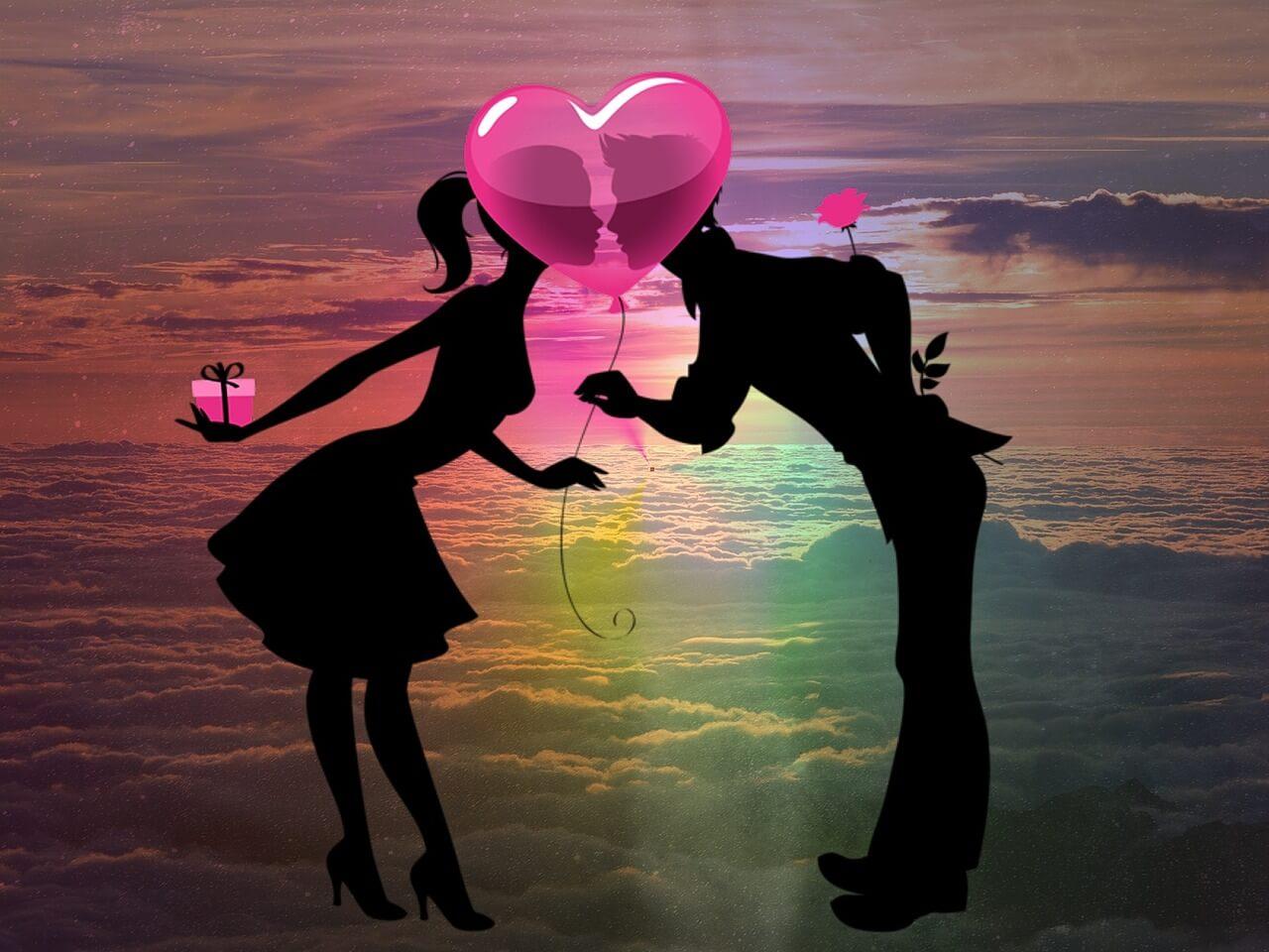 romans randki z Indiami